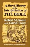 Short History Of The Interpretation Of