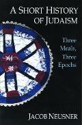 Short History Of Judaism Three Meals