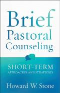 Brief Pastoral Counseling