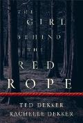 Girl behind the Red Rope