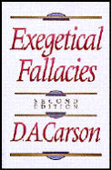 Exegetical Fallacies 2nd Edition