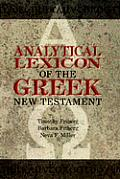 Analytical Lexicon Of The Greek New Test