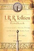 J R R Tolkien Handbook
