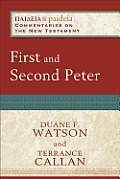 First and Second Peter