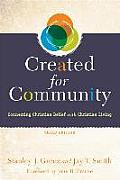 Created For Community Connecting Christian Belief With Christian Living