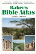 Bakers Bible Atlas Revised Edition