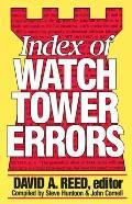 Index of Watchtower Errors 1879 to 1989