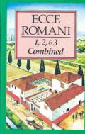 Ecce Romani, Set, Vol. I, Bks. 1-3