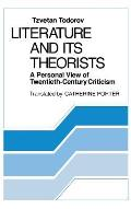 Literature & Its Theorists