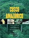 Cusco Amazonico The Lives of Amphibians & Reptiles in an Amazonian Rainforest