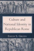 Culture & National Identity in Republican Rome