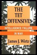 TET Offensive Intelligence Failure in War
