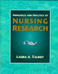 Principles & Practice of Nursing Research