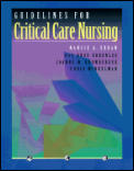 Guidelines for Critical Care Nursing