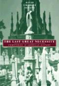 Last Great Necessity Cemeteries In Ameri