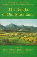 Height Of Our Mountains Nature Writing
