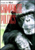 Chimpanzee Politics Power & Sex Revised Edition
