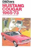 Mustang & Cougar 1965 1973 Repair
