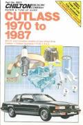 Cutlass 1970 1987