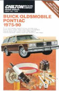 General Motors Buick Oldsmobile Pontiac Repair Manual 1975 1990