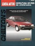 General Motors Prizm Nova 85 93