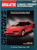 Chiltons General Motors Camaro Firebird