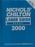 Chiltons Labor Guide Manual 1981 2000