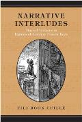 Narrative Interludes: Musical Tableaux in Eighteenth-Century French Texts