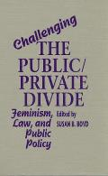 Challenging The Public Private Divide Fe