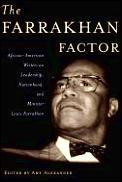 Farrakhan Factor African American Writer