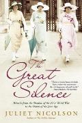 Great Silence Britain from the Shadow of the First World War to the Dawn of the Jazz Age