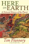 Here on Earth A Natural History of the Planet