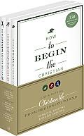 The Christian Life Set of 3 Books