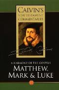 Harmony Of The Gospels Matthew Mark & Luke