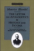 Letter on Apologetics & History & Dogma