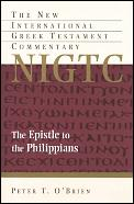 Epistle To The Philippians A Commentary