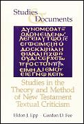 Studies In The Theory & Method Of Nt Tex