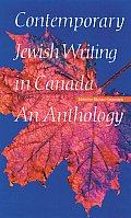 Contemporary Jewish Writing in Canada