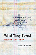 What They Saved Pieces of a Jewish Past
