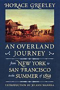 Overland Journey From New York To San Fr