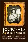 Journals Of Forty Niners