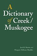 A Dictionary of Creek/Muskogee