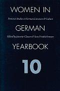 Women In German Yearbook 10 Feminist S