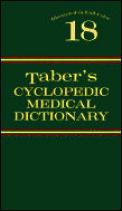 Tabers Cyclopedic Medical Dictionary 18th Edition