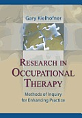 Research In Occupational Therapy Methods Of Inquiry For Enhancing Practice