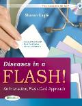 Diseases in a Flash!: An Interactive, Flash-Card Approach [With Flash Cards]
