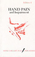 Hand Pain & Impairment 4th Edition