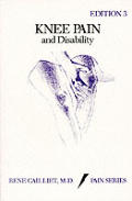 Knee Pain & Disability 3rd Edition