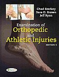 Package of Evaluation of Orthopedic & Athletic Injuries 3rd & Orthopedic Injury Evaluation Handbook 2nd Edition