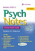 Psychnotes Clinical Pocket Guide 4th Edition